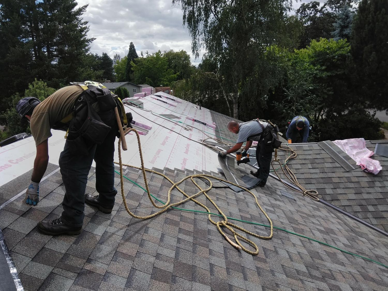 Roofing Gallery Portland Roof Repair Sawtooth Roofing